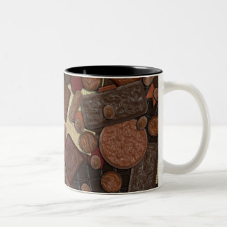 Got Chocolate? Two-Tone Coffee Mug