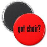 got choir? refrigerator magnets