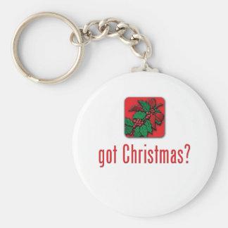 got Christmas? Keychain