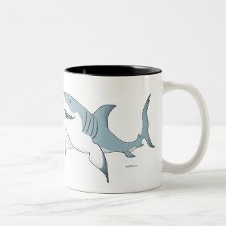 Got chum? shark mug