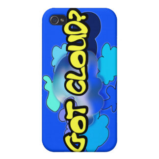 Got cloud? v2 covers for iPhone 4