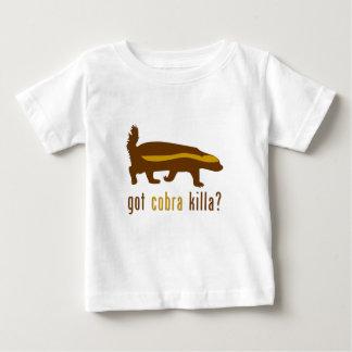got cobra killa (honey badger) baby T-Shirt