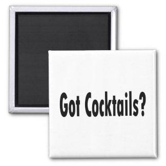 Got Cocktails? Magnet