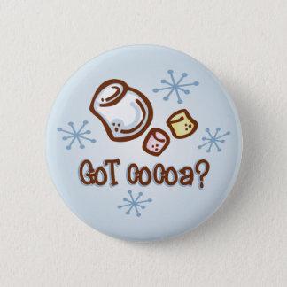 Got Cocoa Pinback Button