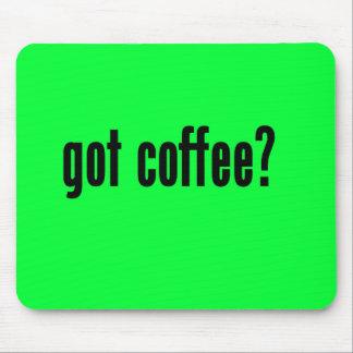 got coffee? mousepad