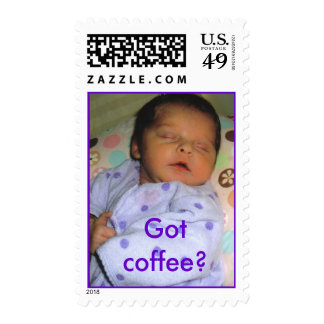 Got coffee? stamps