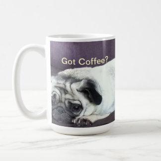 Got Coffee Pug? Coffee Mug