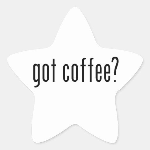 got coffee? stickers