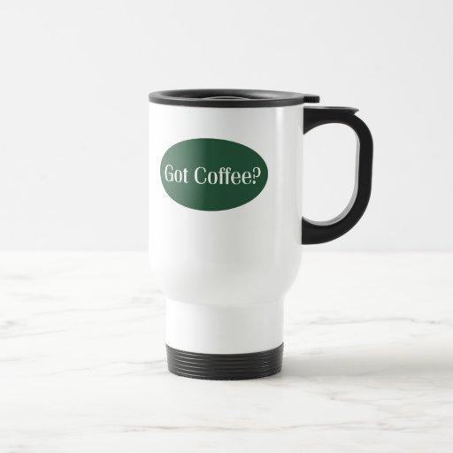 Got coffee Waitress mug