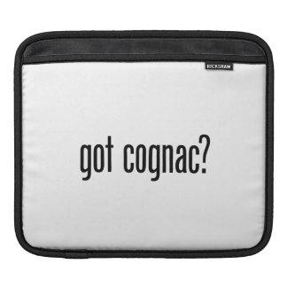 got cognac sleeve for iPads