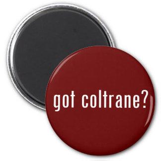 got coltrane? refrigerator magnet