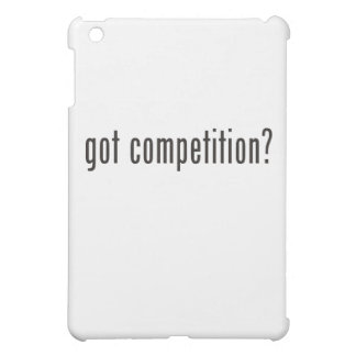 got competition? iPad mini case