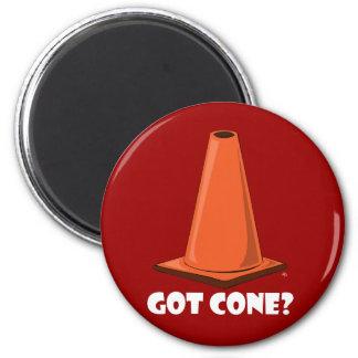 GOT CONE 1t 2 Inch Round Magnet