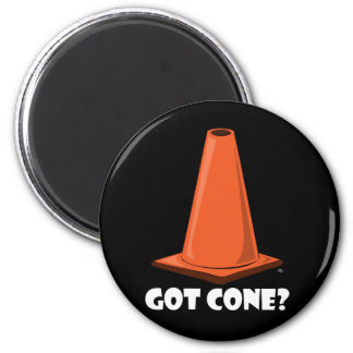 GOT CONE 1t Refrigerator Magnets