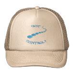 Got Control Frisbee Trucker Hats