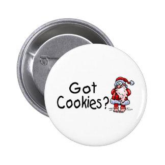 Got Cookies? 2 Inch Round Button