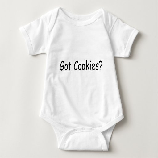 Got Cookies Baby Bodysuit