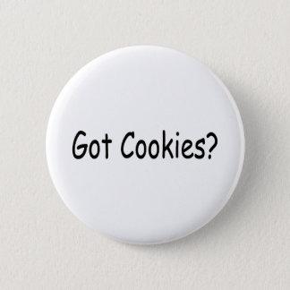 Got Cookies Button