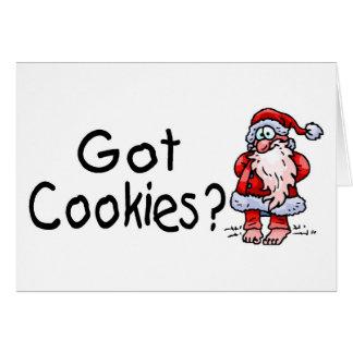 Got Cookies? Card
