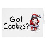 Got Cookies? Cards