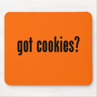 got cookies? mouse pad