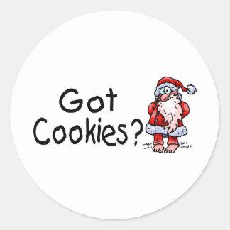 Got Cookies? Stickers