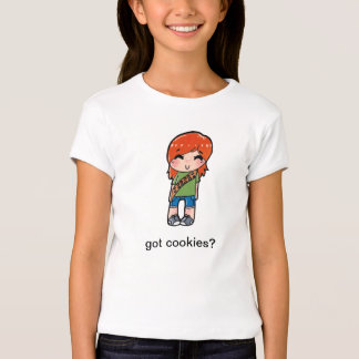 got cookies? t-shirt