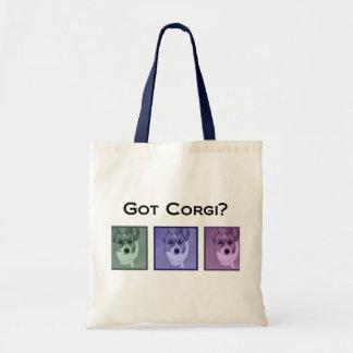 Got Corgi? Canvas Bag