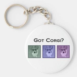 Got Corgi? Cute Corgis Keychain