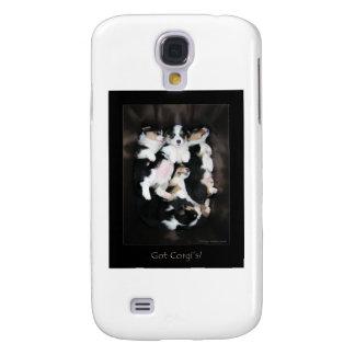 Got Corgi's? Galaxy S4 Cover