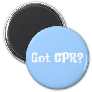 Got CPR Gifts Magnets