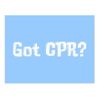 Got CPR Gifts Postcard