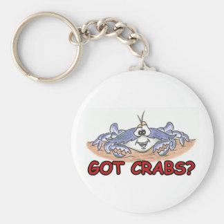 Got Crabs? Keychain