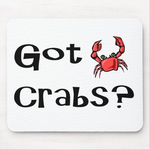 Got Crabs? Mouse Pad