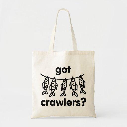 got crawlers fish bag