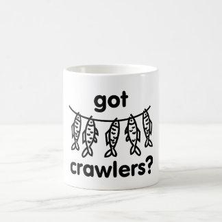 got crawlers fish coffee mug