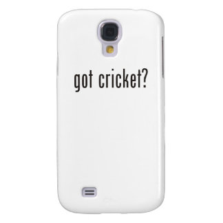 got cricket? galaxy s4 cover