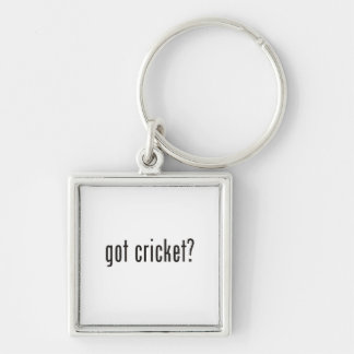 got cricket? keychain