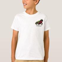 Got Crickets (Fire Belly Toad) T-Shirt