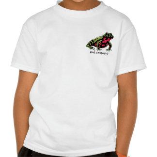 Got Crickets (Fire Belly Toad) Tee Shirt