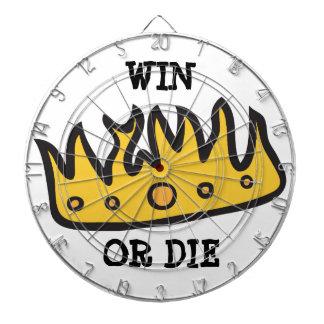 GoT Crown (From Brute Hoot Owl King) Dartboard