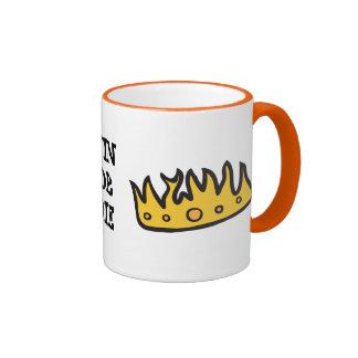 GoT Crown (From Brute Hoot Owl King) Ringer Mug