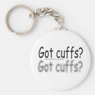 got cuffs? keychain