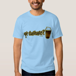 Got Culture? Kombucha Tee Shirt