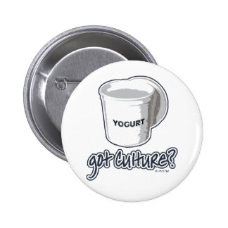 Got Culture? Yogurt Pins