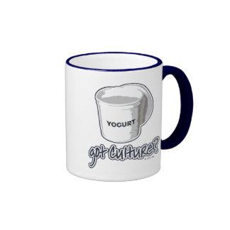 Got Culture? Yogurt Ringer Coffee Mug