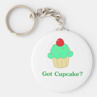 Got Cupcake Basic Round Button Keychain