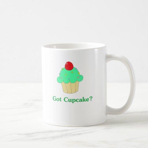 Got Cupcake Classic White Coffee Mug
