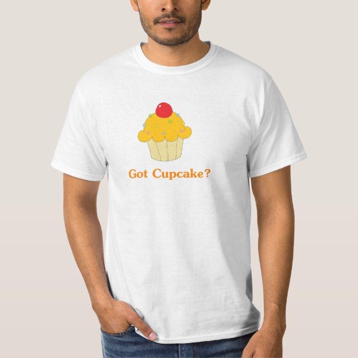 Got Cupcake Orange T-Shirt