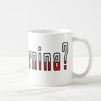 got czarnina? Flag Classic White Coffee Mug